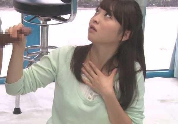 【MM号】女子アナのたまご!爽やか娘に淫語を読ませてチ○ポ遊びしてもらいましたww