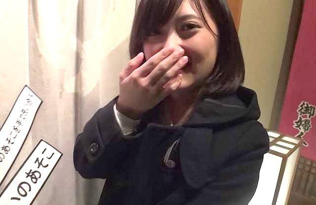 【企画】「ヤバ…これ恥ずかしいよぉ…」タオル一枚男湯チャレンジ!ぽっちゃり巨乳なJD!ミッションクリアできるのか!?