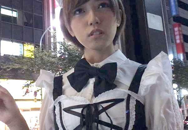 【外国人】日本大好き、フランス人美少女!日本人みたいに日本語が上手いんだがwwwおっぱいはド迫力のデカ乳輪!!