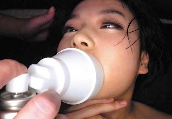 【向井藍】『あぁぁッ!奥…奥ヤバイぃぃッ♥』瞳孔開いて酸欠状態!媚薬効きすぎ精神崩壊、アヘ顔全開のイキまくり!