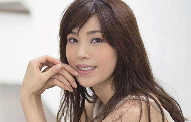 【嘉門洋子】『止めないで、ちゃんとイカせてぇ!』芸能人が体当たりで挑む濡れ場!密室で悶える本気SEX