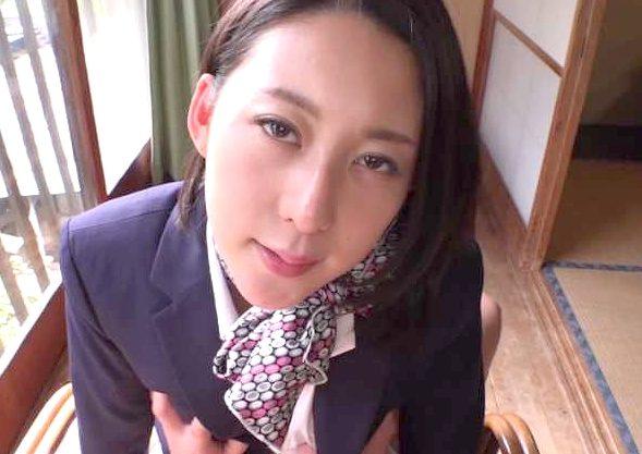 【松下紗栄子】『我慢しなくていいですよ…♥』浴衣CAと不倫旅行!揺れまくるデカ乳輪を堪能するラブラブ温泉ハメ撮りSEX!