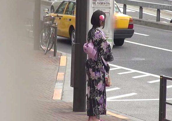 【レイプ】『だめぇ、もうやめて…』マジックミラー企画終了後の浴衣美少女!集団痴漢に狙われて公衆の面前で中出しの羞恥!!