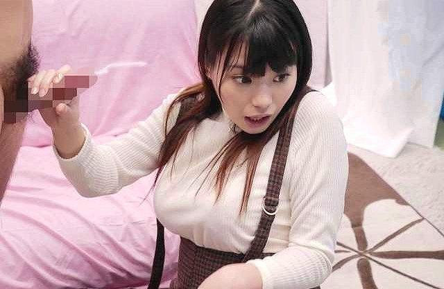 【MM号】『えッうそッ?もう出ちゃった!?』爆乳娘が早漏チ○ポをおもてなし!驚異の連発射精に驚愕するデカ乳輪娘w