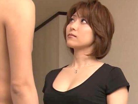 【熟女】『んっダメ、イっちゃう…♥』ごぶさた人妻を初撮りSEX!初めての男優チ○ポに悶絶して乱れる淫乱おばさんww