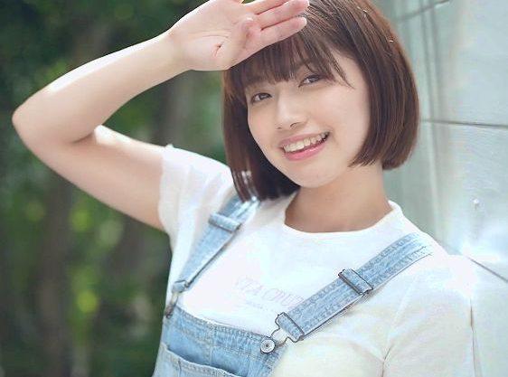 【石原希望】『えっ、中に出したの…♥』関西弁美少女は巨根が大好き!激ピストンで大量中出し⇒目隠し電マで凌辱されちゃうw