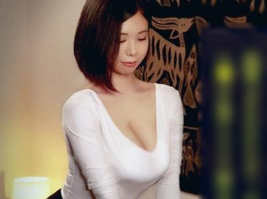 【素人】『施術ですからね…♥』美人エステ嬢の巨乳胸チラにフル勃起!濃厚フェラ&ガチ挿入でヤリすぎサービスww